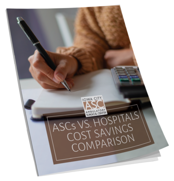 ASCs vs Hospitals- Cost Savings Comparison