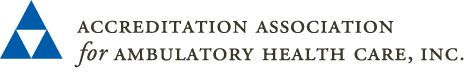 Accreditation Association for Ambulatory Health Care Inc logo